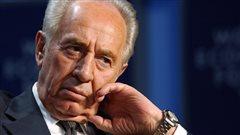 Retour sur la vie de Shimon Peres en cinq dates