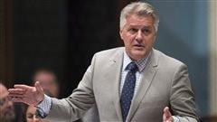 Tous les partis d'opposition réclament la tête du ministre Lessard