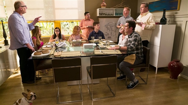 La série « Modern Family »