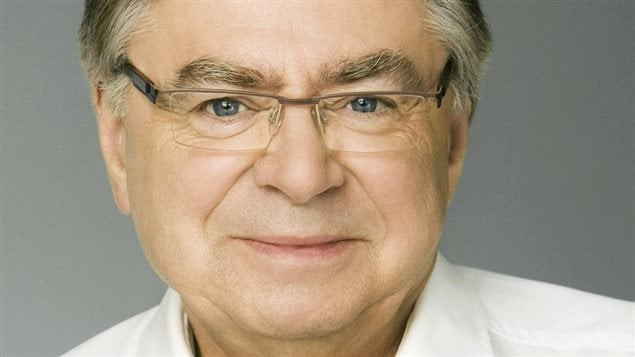 Pierre Renaud, cofondateur de Renaud-Bray