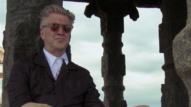 David Lynch dans le documentaire Shadows of Paradise de Sebastian Lange présenté au Festival du nouveau cinéma.