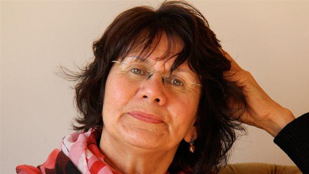 Virginia Pésémapéo-Bordeleau