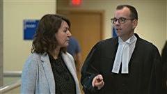 Une ordonnance de non-publication accordée pour Nathalie Normandeau et six coaccusés