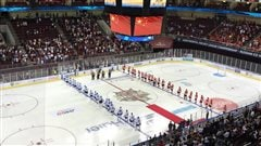 Coupe du monde: vendre le hockey, mais à qui?