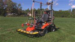 Un robot pour les fermes