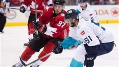 Hockey : « Les restants sont en feu, mais ça reste des restants »