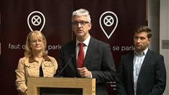 Nadeau-Dubois et Aussant lancent leur initiative politique non partisane