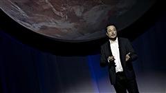 Elon Musk dévoile ses plans pour coloniser Mars