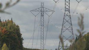 Le projet Northern Pass soulève des questions du côté de Saint-Herménégilde.