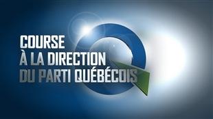 Course à la direction du Parti québécois.