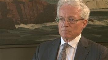 Le commissaire à la vie privée de l'Ontario Brian Beamish