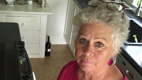 Willa Magee de la Nouvelle-Écosse a été vicitme d'une brèche dans la vie privée, où un employé a fouiné dans son dossier médical