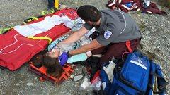Soins préhospitaliers d'urgence : 72 heures de simulation pour des futurs paramédics