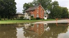 Windsor et Tecumseh décrètent l'état d'urgence en raison des inondations