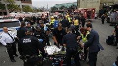 Un accident de train fait 1mort et 108blessés au New Jersey