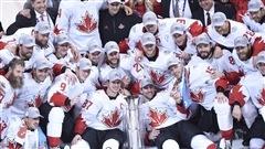 Le Canada remporte la Coupe du monde
