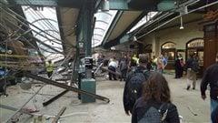 Un accident de train fait un mort et une centaine de blessés au New Jersey