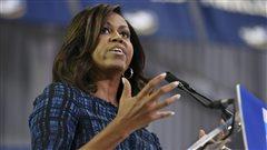 Michelle Obama : l'arme secrète des démocrates