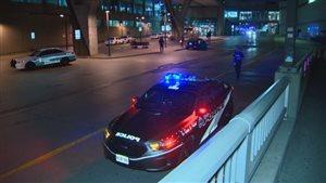 Autopatrouille à la station Scarborough Centre