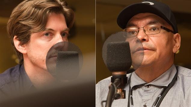 Steve Patry et Gerry