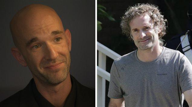 Matthew Schrier et Theo Padnos