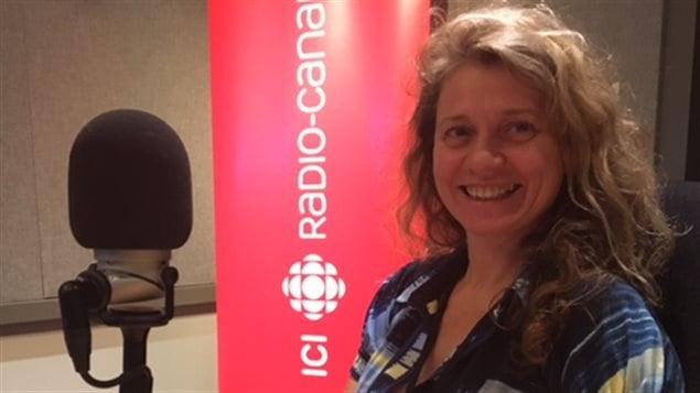 Catherine Sicot,  propriétaire d'Elegoa, une entreprise sociale de production culturelle à Toronto.