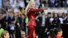 Lady Gaga en tête d'affiche du spectacle de la mi-temps au Super Bowl