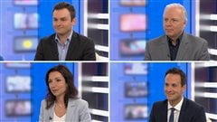 Course au PQ: quatre candidats, 360secondes