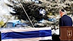 Shimon Peres mis en terre à Jérusalem