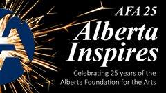 La Fondation pour les arts de l'Alberta célèbre son 25e anniversaire