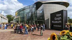 Tableaux de Van Gogh retrouvés : le crime organisé serait responsable du vol
