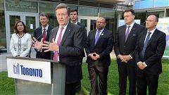 Sommet des maires sur le logement à Toronto