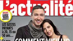 Le magazine «L'actualité »
