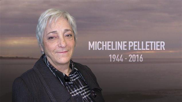 Micheline Pelletier, mairesse de Sainte-Anne-des-Monts de 2005 à 2016