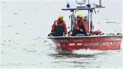Un plaisancier porté disparu dans le lac Saint-Louis
