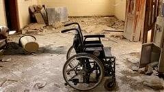 Le principal hôpital des quartiers rebelles d'Alep bombardé de nouveau