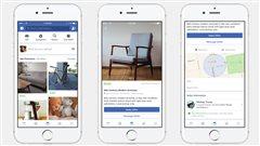 Facebook aura son marché aux puces