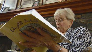 La Franco-Albertaine Juliette Richard publie ses mémoires