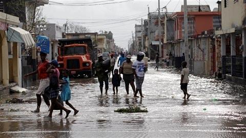 ouragan matthew a haiti