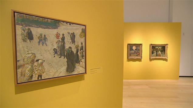 Oeuvres de l'artiste Pierre Bonnard