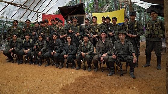 Voyage au pays des FARC