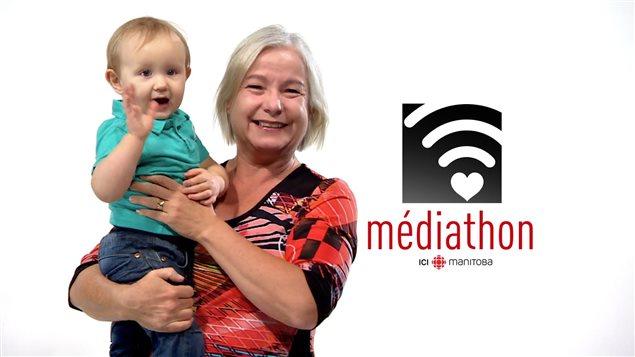 Le 5 novembre Martine Bordeleau animera le Médiathon de Radio-Canada au Théâtre du Cercle Molière