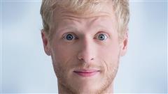 <i>Tout court</i> : Simon Leblanc, un humoriste qui a de la personnalité