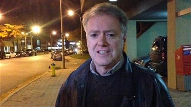 Le maire de Sarnia, Mike Bradley