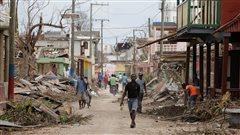 Ouragan Matthew : Haïti a besoin d'aide
