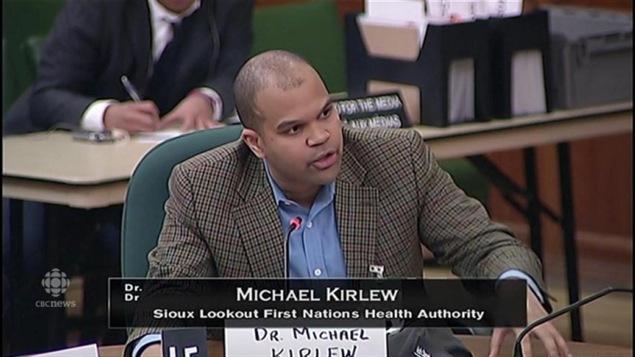 Dr Michael Kirlew