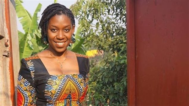 Marie-Ange Niwemugeni, trente ans, de retour dans son pays natal
