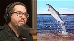 Samuel Archibald, une relation fusionnelle avec le saumon