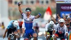 Peter Sagan demeure le champion du monde sur route