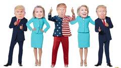 Donald ou Hillary, en quoi je me déguise à l'Halloween?